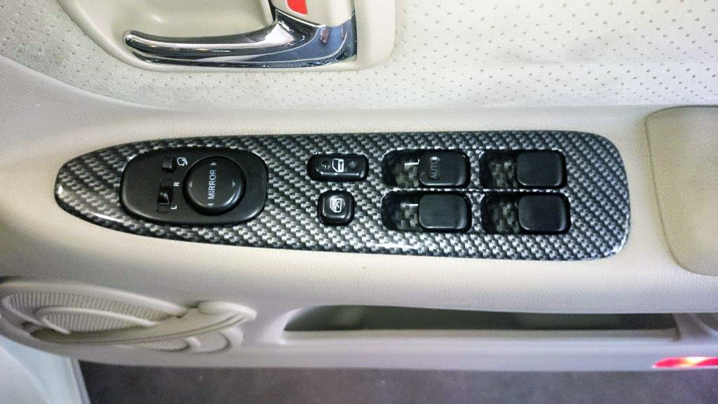 Internal Door Panel